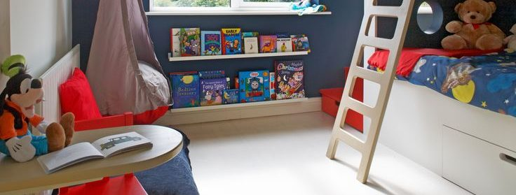 navy-blue-and-yellow-kids-room