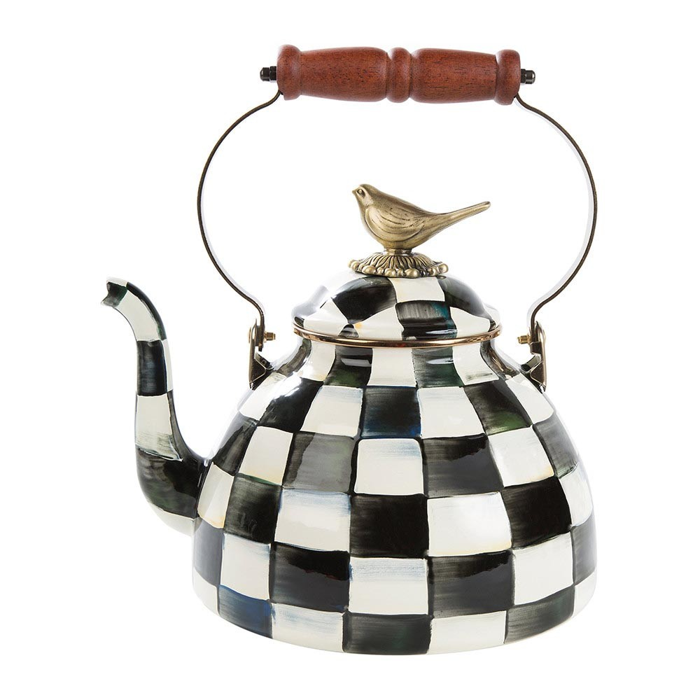 courtly-check-enamel-tea-kettle-with-bird-477266
