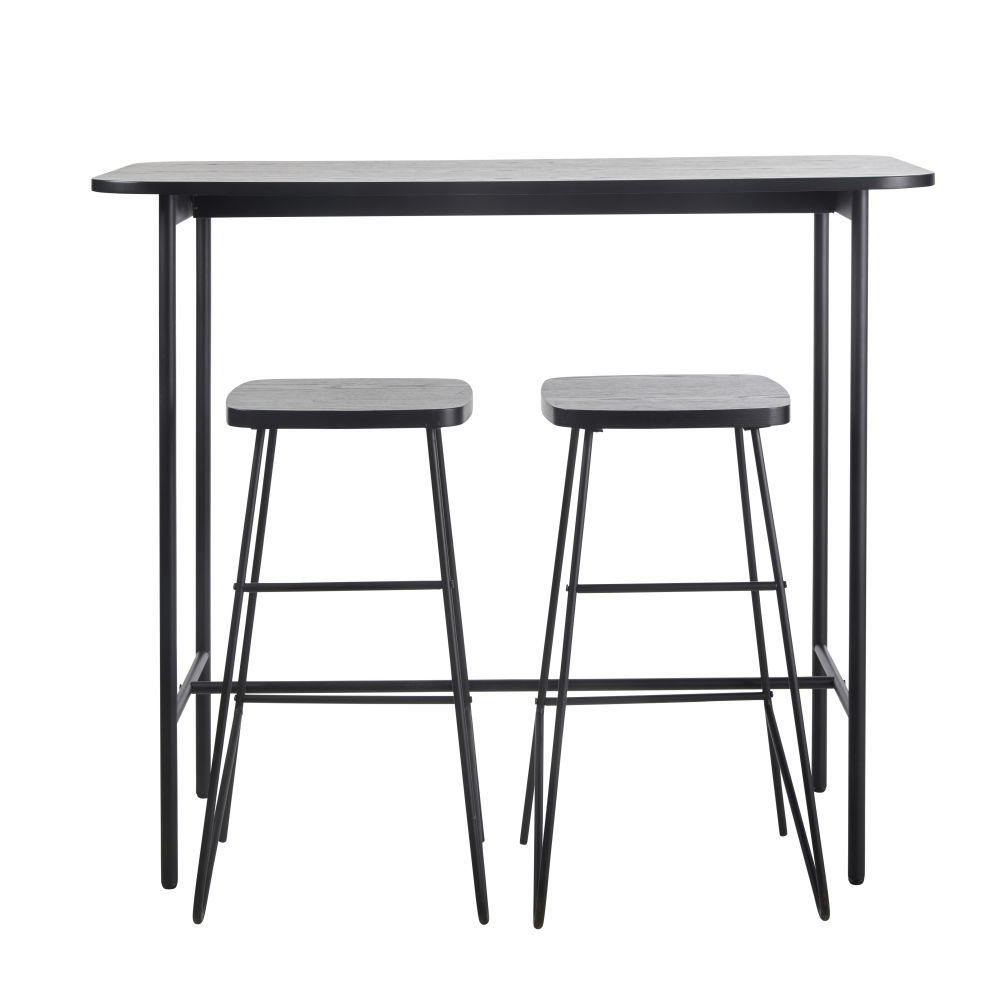 2-person-high-dining-table-with-stools-x2-in-matte-black-L120cm_28224539879