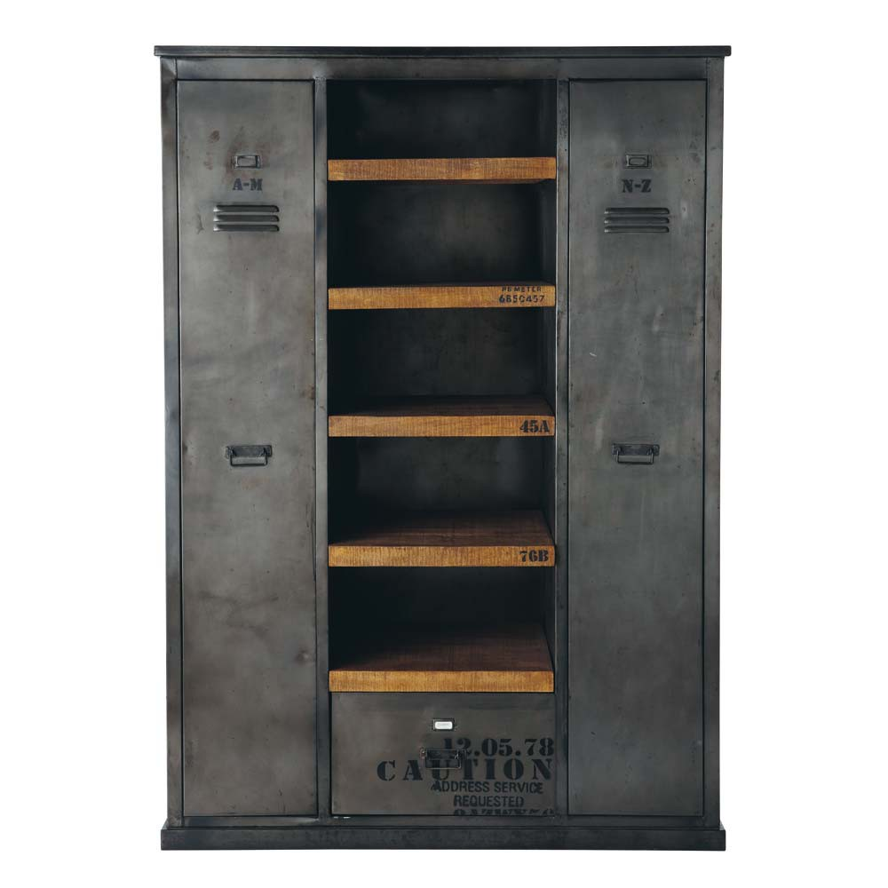 Antiqued-Metal-and-Solid-Mango-Wood-Industrial-Closet_21873202043