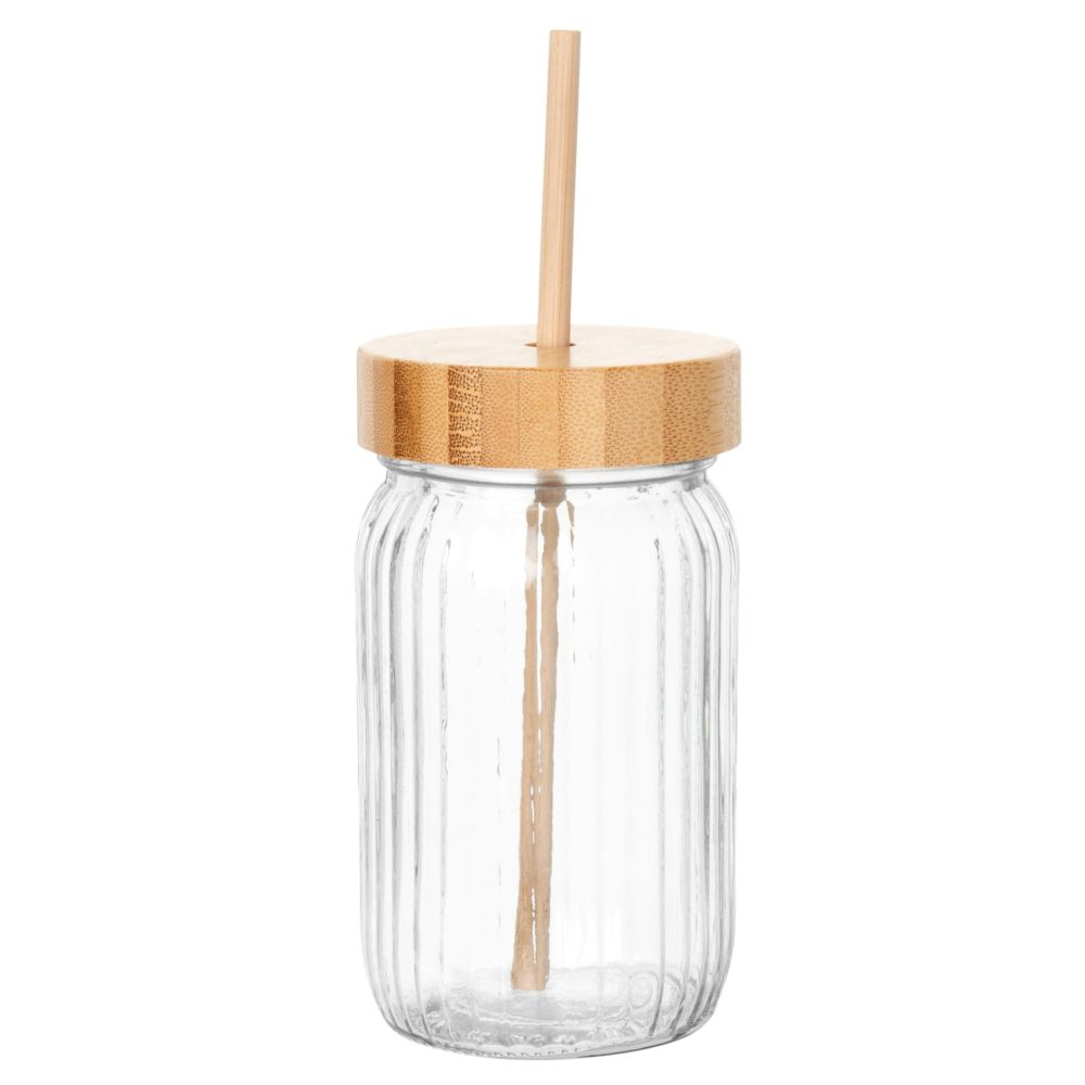 Bamboo-and-Ribbed-Glass-Jar-with-Straw_27070855673