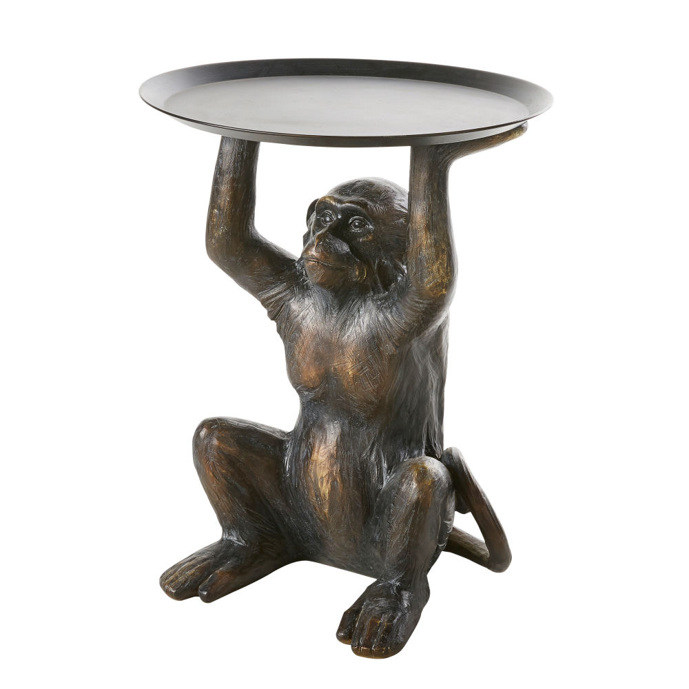 Brown-Monkey-Side-Table_25689357931