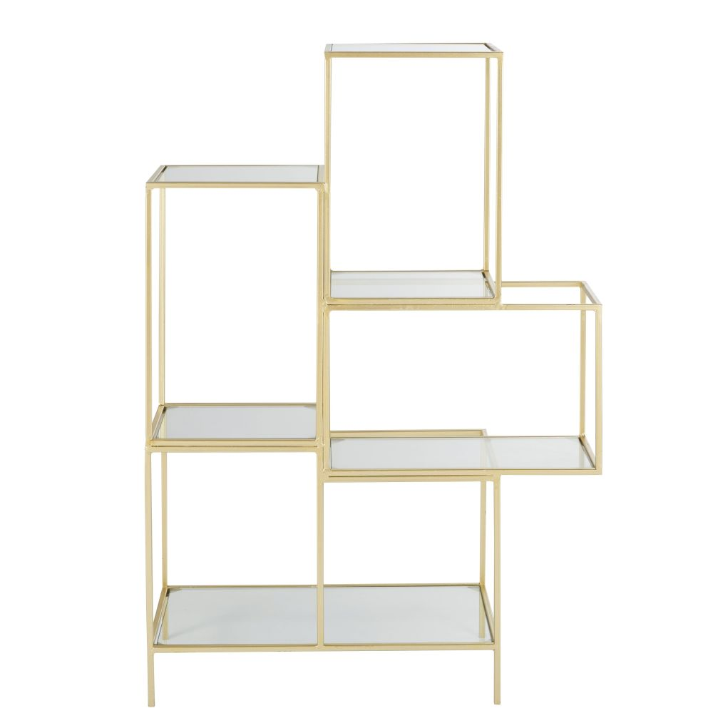 Cube-shelving-unit-in-glass-and-matte-gold-metal_28224540661