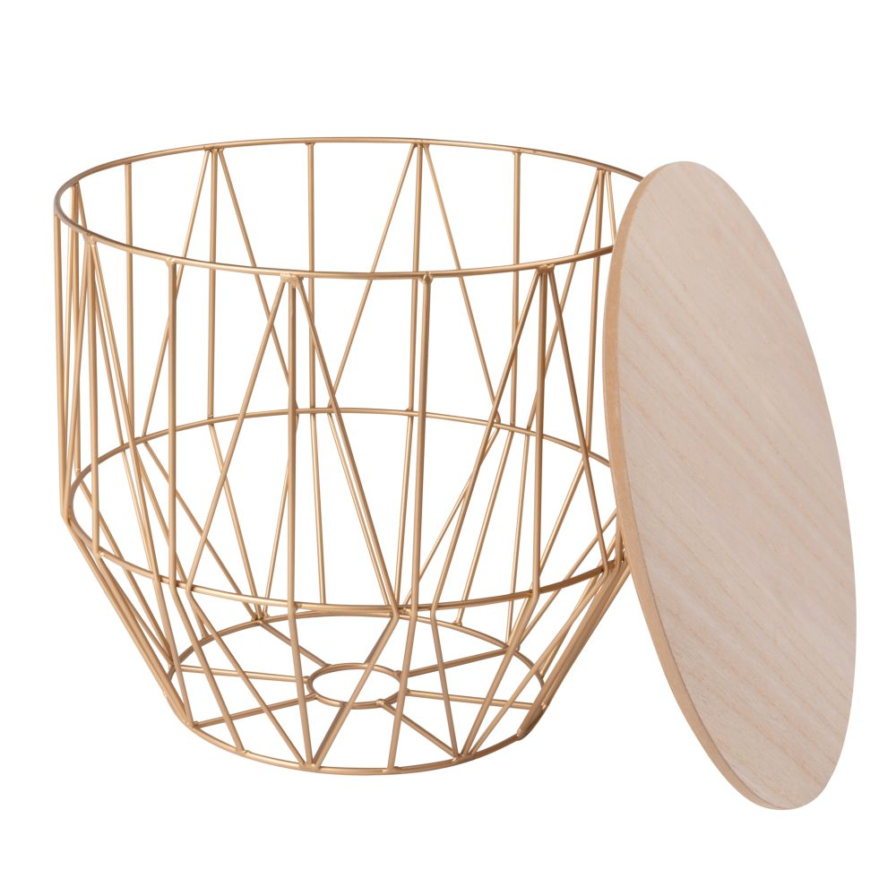 Gold-Metal-Wire-Side-Table_23503061853
