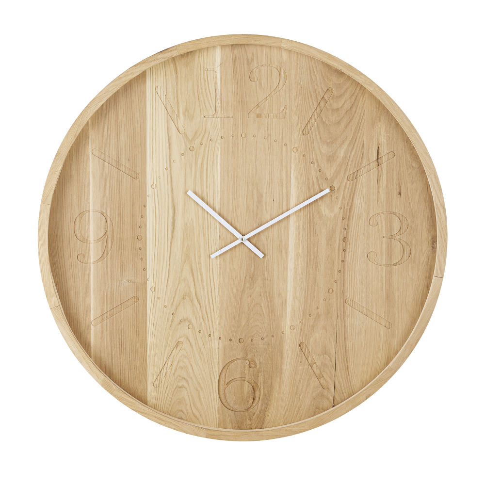 Oak-Clock-with-Engraved-Numerals-and-White-Hands-D90_27727823453