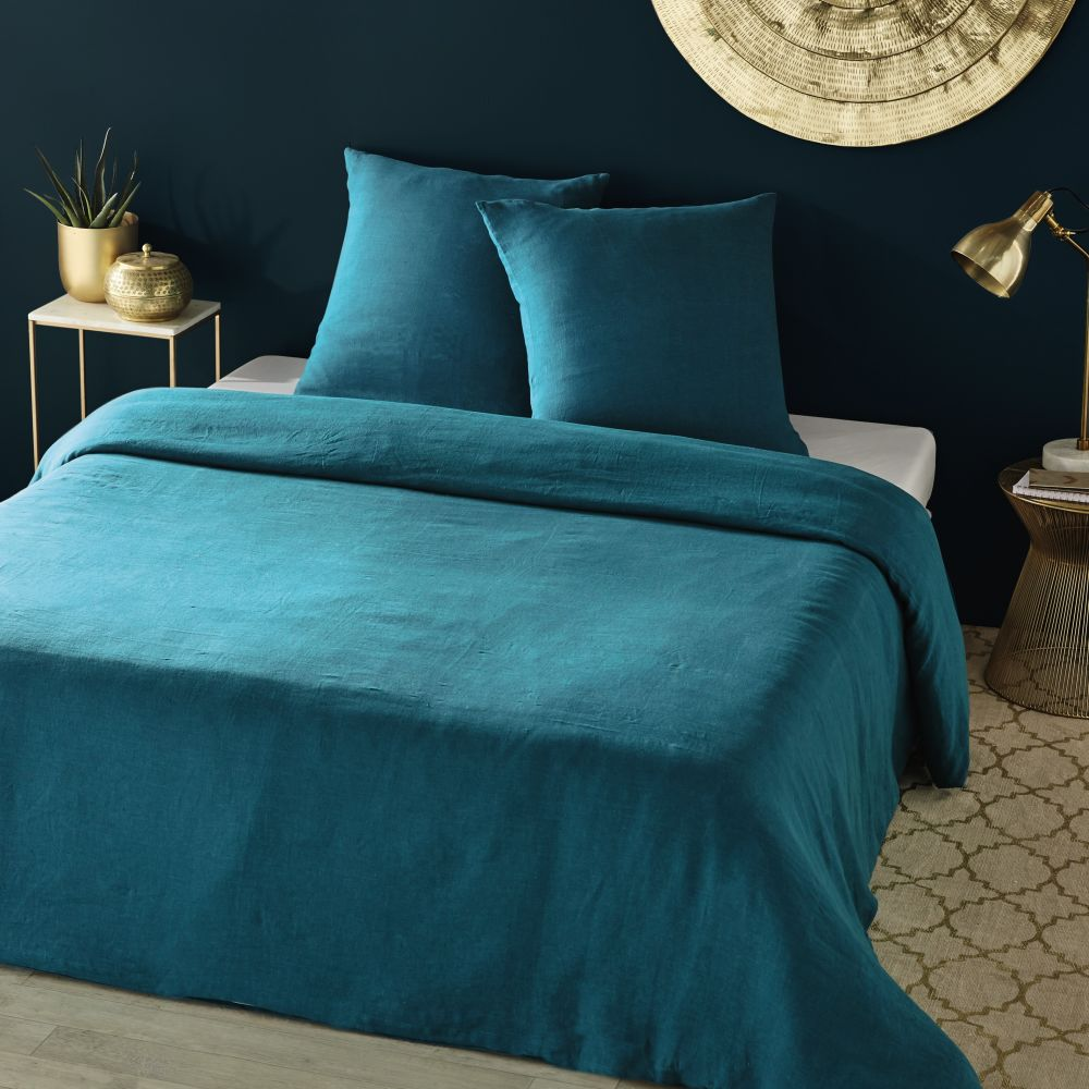 Peacock-Blue-Washed-Linen-Bedding-Set-240x260_27510420043