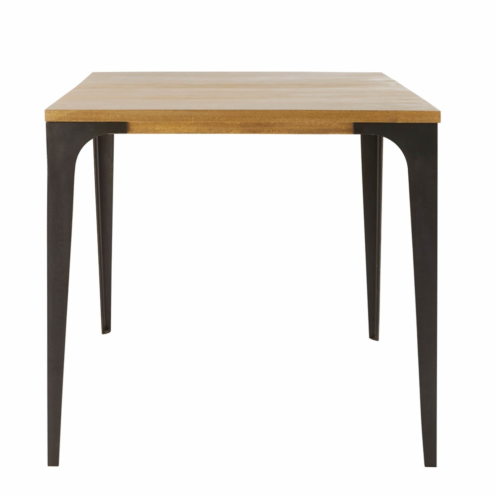 Profesionnal-Industrial-Dining-Table-in-Pale-Mango-Wood-L75_24515375705