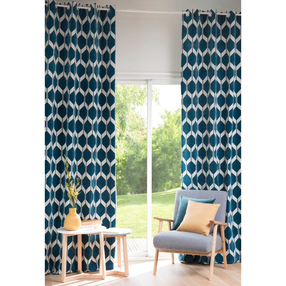 Single-Peacock-Blue-Patterned-Curtain-140x300_27803339231