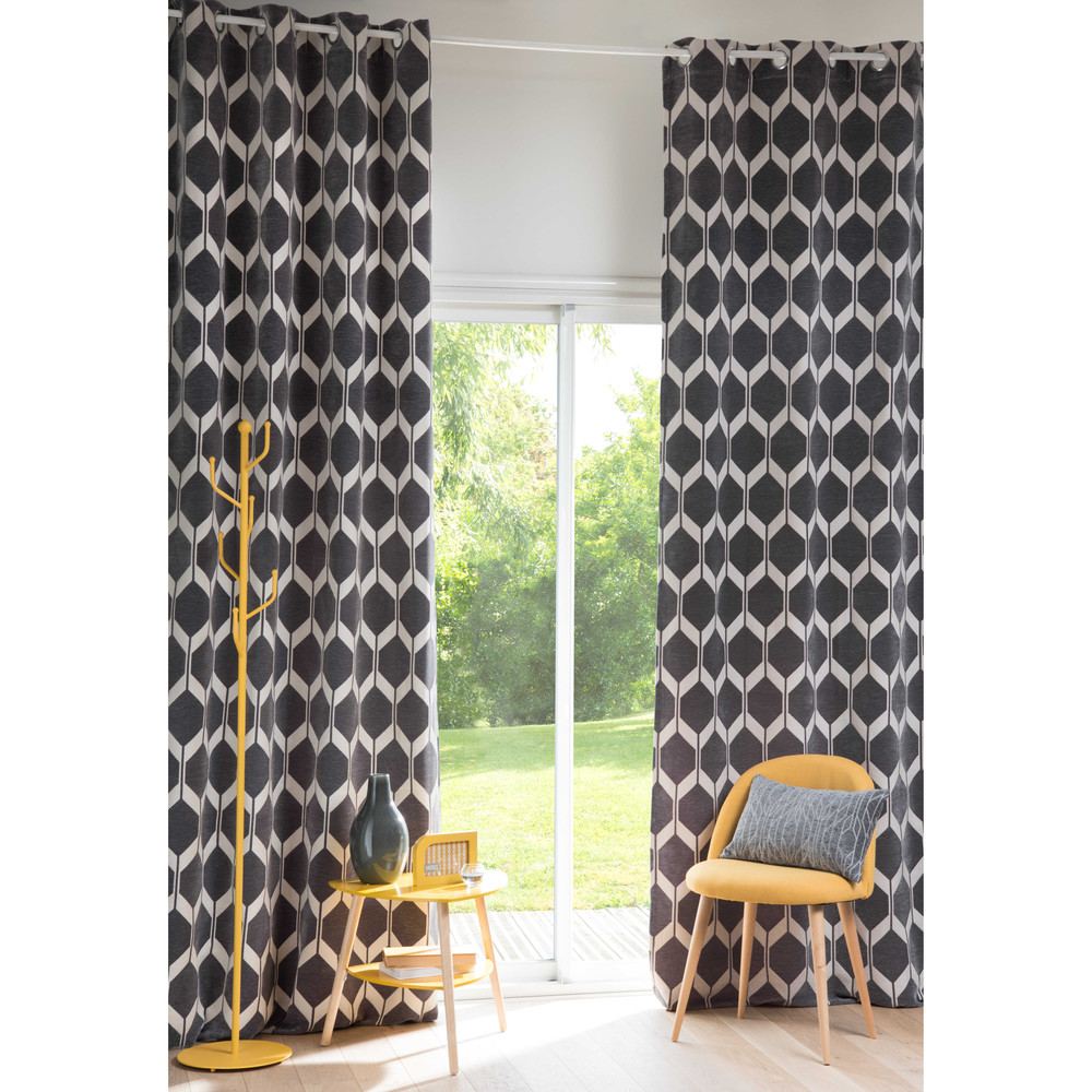 Single-White-and-Anthracite-Eyelet-Curtain-140x300_27727822991