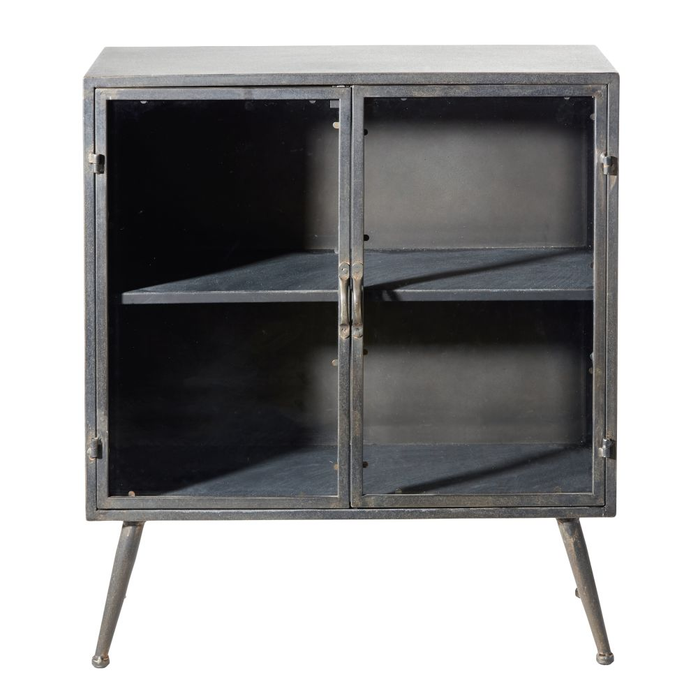 Small-Glass-and-Metal-Storage-Unit-with-2-Doors_27300983889