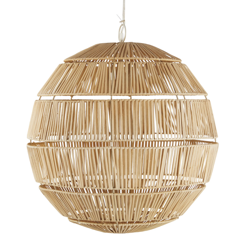 Spherical-pendant-light-in-beige-and-white-woven-rattan_28224540157