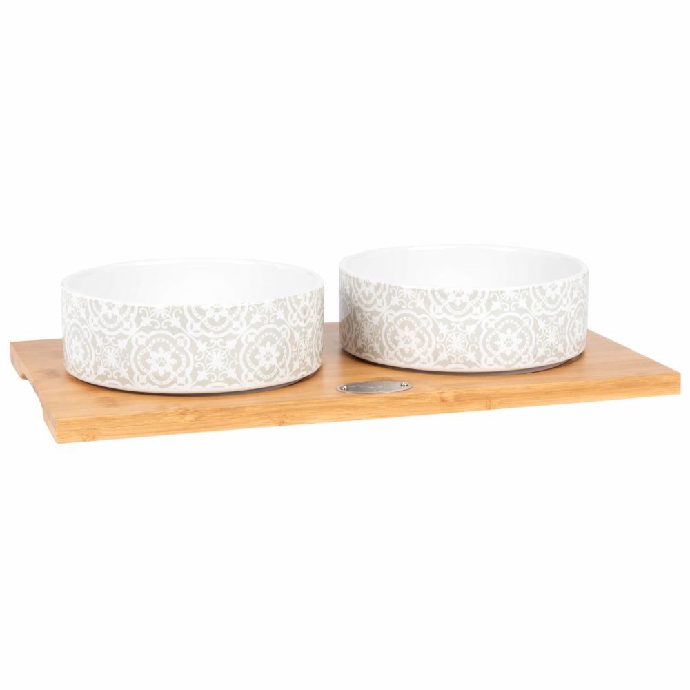 Tray-and-2-Grey-and-White-Earthenware-Bowls-with-Print_26309241237