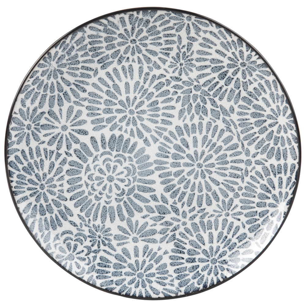 White-Stoneware-Dinner-Plate-with-Blue-Graphic-Print_27009390125