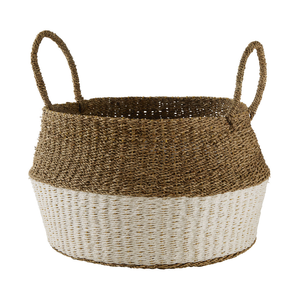 White-and-beige-paper-basket_27989966683