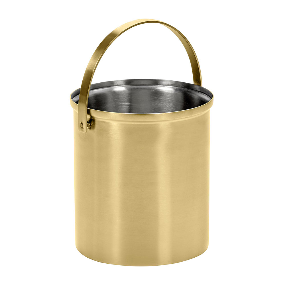 brushed-steel-gold-ice-bucket-small-921032