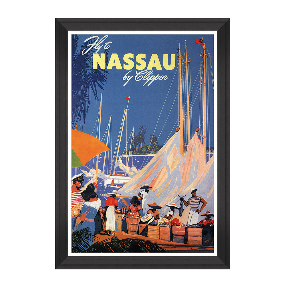 caribbean-travels-framed-print-60x90cm-fly-to-nass-139627