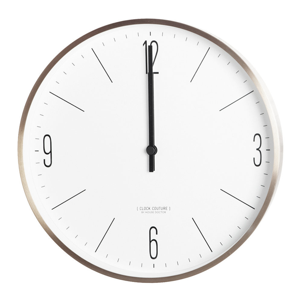 wall-clock-gold-white-176272