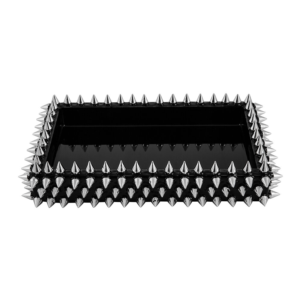 spikes-tray-silver-black-786108